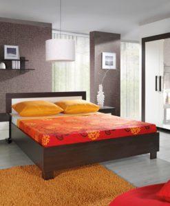 Manželská postel Wiga