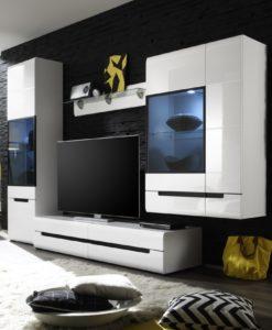 Moderní obývací stěna Marien 4