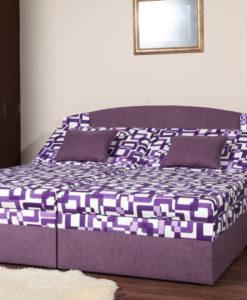 Čalouněná postel Diana