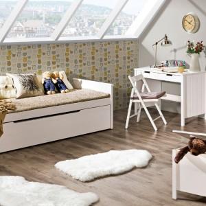 Dětský pokoj Leola 2 vyrobený ze dřeva borovice