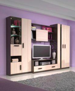Moderní obývací stěna Oreo 5