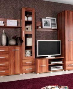 Obývací stěna - sestava Vanesa 1