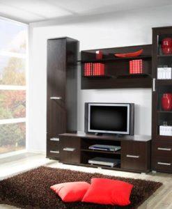 Obývací stěna - sestava Vanesa 4
