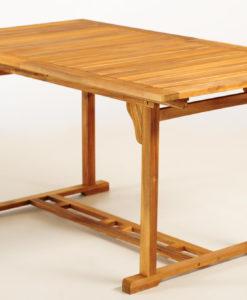 Rozkládací zahradní stůl Kirk 2