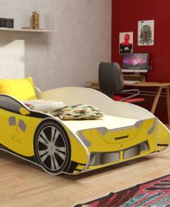 Dětská postel Závodní auto 1