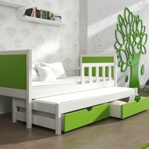 Dětská postel s přistýlkou Evita 28