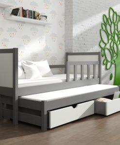 Dětská postel s přistýlkou Evita 30