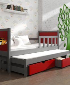 Dětská postel s přistýlkou Evita 31