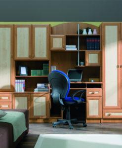 Nábytek do pracovny – pracovní stěna Derek