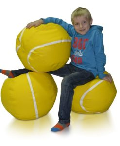 Sedací míč Tenis XL