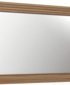 Závěsné zrcadlo v rámu Meryl 13 v rustikálním stylu