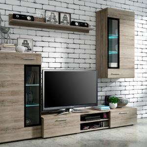Obývací stěna Elian