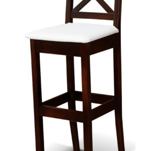 Čalouněná barová židle Sienna