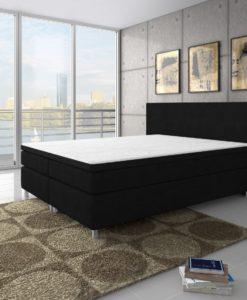 Čalouněná manželská postel Kelsara