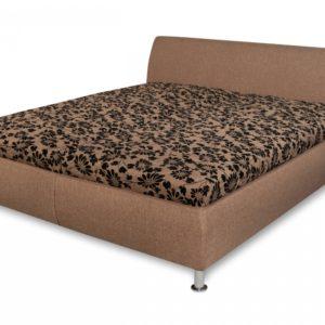 Čalouněná manželská postel Magie