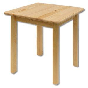 Čtvercový kuchyňský stůl Lenar