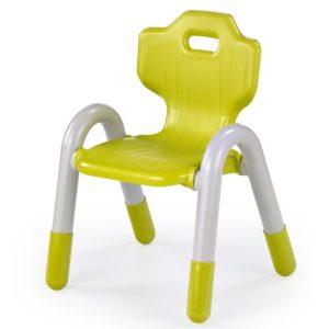 Dětská židle Kimi 1 - zelená