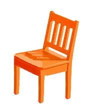 Dětská jídelní židle Arvin