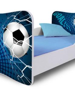 Dětská jednolůžková postel Fotbal 2