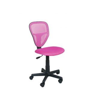 Dětská otočná židle Sukie 4 - růžová