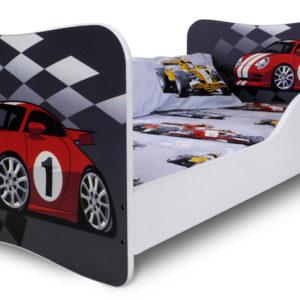 Dětská postel Racing Car 2