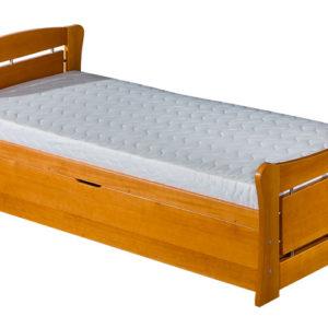 Dětská postel s přistýlkou a úložným prostorem Clementina 2