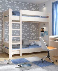 Dětský pokoj Orango 2 dub světlý belluno / šedá