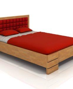 Dřevěná postel Erland 3 v několika rozměrech