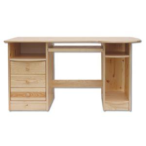 Dřevěný psací / počítačový stůl Vile