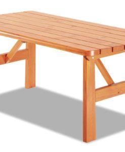 Dřevěný zahradní stůl Amari