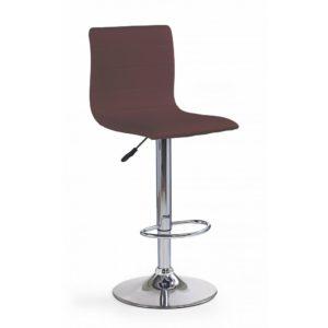Hnědá barová židle Irina 4