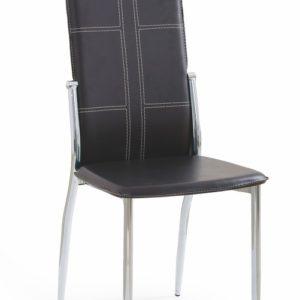 Jídelní židle Dava 1 - černá