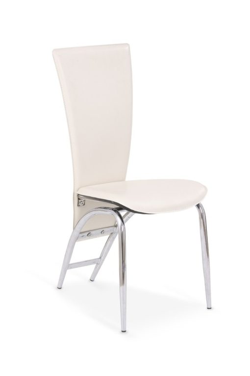 Jídelní židle Elzi 1 - krémová