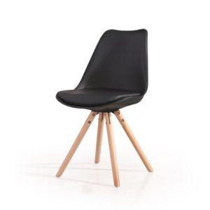 Jídelní židle Niria 3 - černá