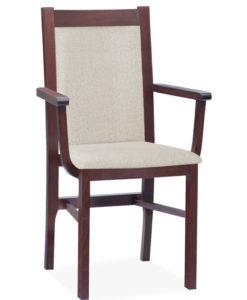 Jídelní židle s područkami Majmara