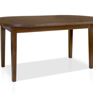 Jídelní stůl Amela s oválnou rozkládací deskou