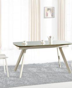 Jídelní stůl Arnan - béžový