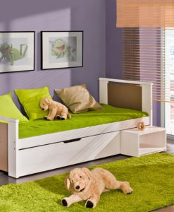 Jednolůžková dětská postel Hariet
