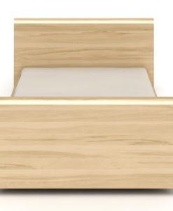 Jednolůžková postel s úložným prostorem Gron