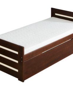 Jednolůžková postel s přistýlkou Dresill