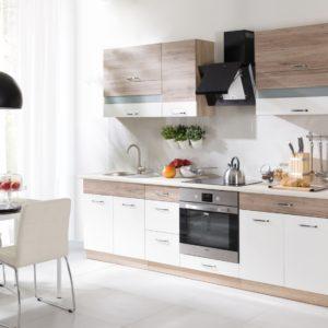 Kuchyňská linka Floreta 1