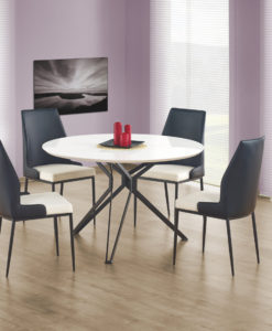 Kulatý jídelní stůl Tatum
