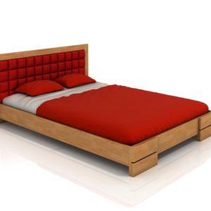 Luxusní postel Erland 1 s vysokým čelem