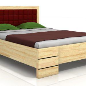 Luxusní postel s čalouněným čelem Erland 4