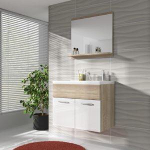 Malá koupelna se zrcadlem Horace 6