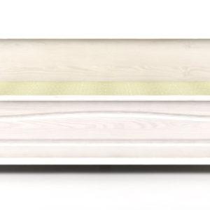 Manželská postel Cornel 2