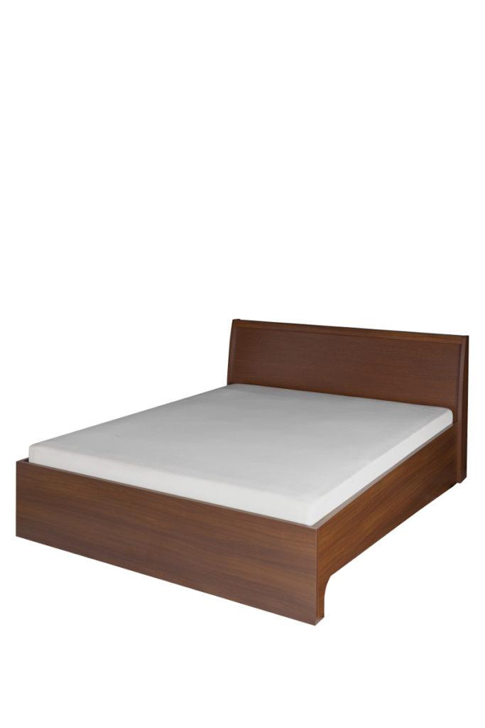 Manželská postel Madelin s roštem