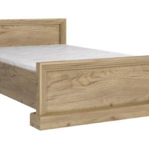 Manželská postel Meryl - dub kraft