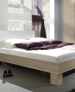 Manželská postel s nočními stolky Veria bds
