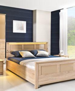 Moderní ložnice Delora
